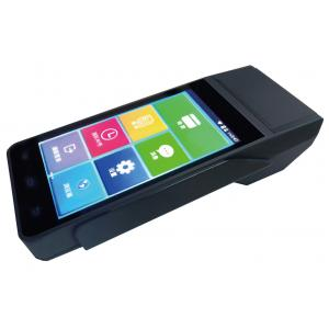 China Android PDA for bankpayment application support emv credit card  and membership card,camera scanner on sale
