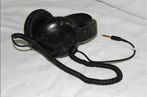 China Ur 30 High Quality Headphone Metal Detector Accessories With 6.35mm Jack on sale