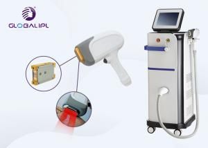 China 1064nm 755nm 808nm Diode Laser Hair Removal Machine on sale