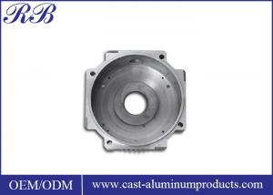 China High Dimensional Stability Aluminum Gravity Casting For Home Appliance Equipment on sale