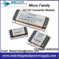 Vicor 100W 15V DC-DC Converters V375C15T100BG V375C15T75BG V375C24T75BN
