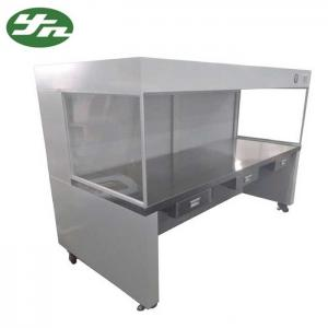 China Lacquering Board Horizontal Laminar Airflow Cabinet For Precise Instrument on sale
