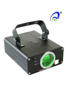 China Single Green Beam Laser Stage Lighting Outdoor 30W Micro - Step Motor Scanner on sale