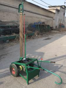 China Big power gasoline chain saw wood log cutting machine with best price on sale
