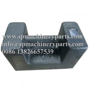 China China gold suppliers direct wholesale new product  hardware tools iron cast 10kg bar weight-trade on sale