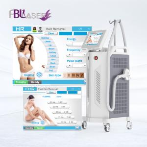 China Good Result 3 Waves Diode Laser Permanent Hair Removal Diode Laser 755/808/1064nm with CE/ISO on sale