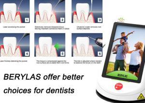 China Compact Dental Laser Machine , High Intensity Dental Laser Treatment Equipment on sale