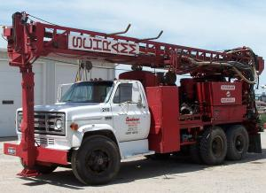China Constructions use core drilling rigs AKL-I-15 on sale