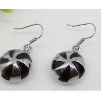 Antique style new fashion Enamel and Epoxy Stainless Steel dangle Earrings models