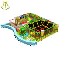 China Hansel hot-selling soft indoor kids play area manufacture in guangzhou on sale