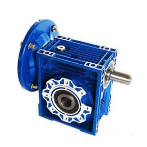China nrv050 agricultural machine gearbox/aluminium alloy worm gearbox on sale