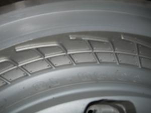 China Multi-chip combination customized  Road Motorcycle Tire Mold on sale