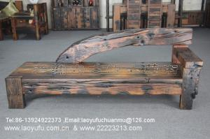 Quality Old Ship Wood Furniture Sofa For Sale