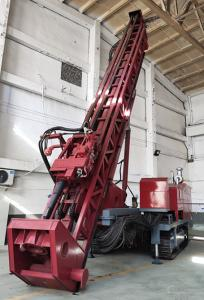 China 330hp Hydraulic Multifunction 600mm Top Drive Drill Rig on sale