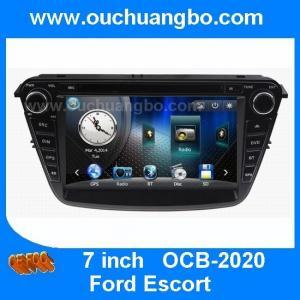 China Ouchuangbo gps navi audio radio stereo Ford Escort support iPod USB MP3 Russian menu on sale