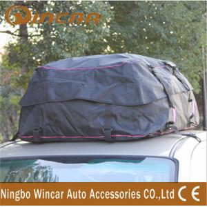 China 1000 D Tarpaulin Roof Top Cargo storage Bag for 4x4  car / auto Travelling from Ningbo Wincar on sale