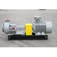 Oilfield Mud Centrifugal Pump , Wear - Resistant Cast Iron Horizontal Centrifugal Pump