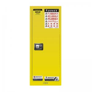China Compact Flammable Storage Cabinet 22 Gallon Capacity safe for storage industrial product on sale