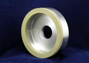 China End Face Vitrified Bond Grinding Wheel For Camshaft Crankshaft High Precision on sale