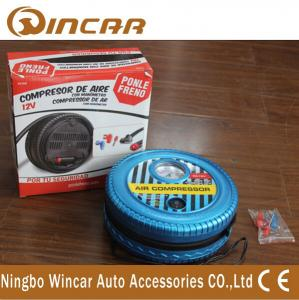 China 57cm Rope Low Profile Tire Inflation Air Inflator Pump 16mm Cylinder on sale