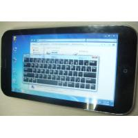 China R116  windows 7 OS Intel Atom N455 10.1 inch Touch screen Tablet PC wifi multi-touch on sale