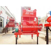 China low cost light weight new designed self loading auto concrete mixer js500