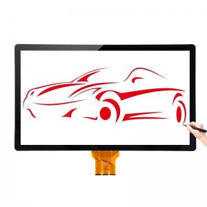China Kiosk Projected Capacitive Touch Panel , 6H Hardness Capacitive Touchscreen Display on sale