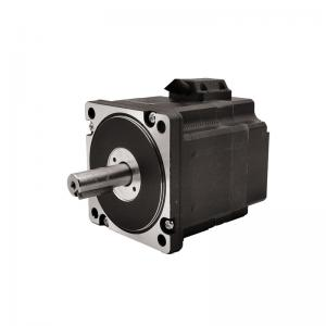 China NEMA34 size 86mm 2phase closed loop stepper motor/ stepper motor with encoder on sale