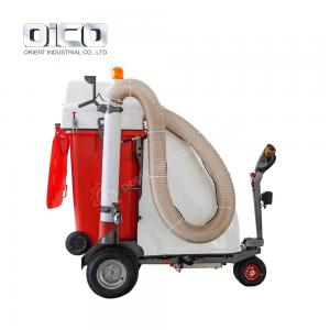 China OR-MAMUT battery road sweeper machine  rechargeable electric sweeper on sale