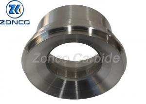 China Small Tungsten Carbide Bushing Used In Drilling Equipment Oil Chemical Fields on sale