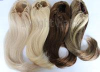 China synthetic heat resistant pony tails on sale