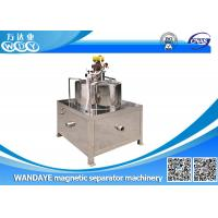 Water Cooling Electromagnetic Separator , Magnetic Iron Ore Separator