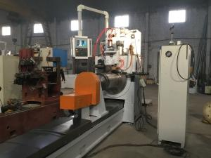 China Welded 304 Stainless Steel Wire Screen Machine For Screen 6000mm DI  2000mm Length on sale