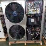 High Efficiency Domestic Hot Water Heat Pump , 1.5 Ton Indoor Air Source Heat Pump