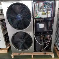 High Efficiency Domestic Hot Water Heat Pump , 1.5 Ton Indoor Air Source Heat Pump
