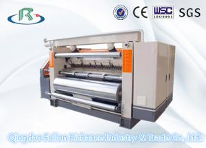 China Single Facer: Corrugated Paper Making Machine Used for Production Line on sale