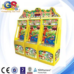 China Happy Forest lottery machine ticket redemption game machine on sale