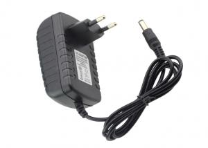 China DC Female Power Plug In Transformer For Led Lights 3A 36W 5.5 X 2.1mm on sale