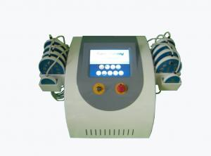 China Hi-tech Lipo 635nm Diode Laser Slimming Machine For Fat Reduction , Smooth Fatigue on sale
