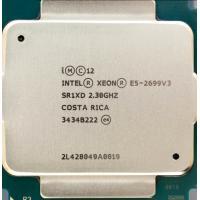 45Mb E5 2699 V3 Intel Xeon E5 18 Core 2.30GHz SR1XD Server Processor
