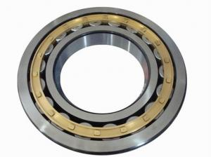 China Single Direction Cylindrical Roller Bearings , Polyamide cage NUP206ECP on sale