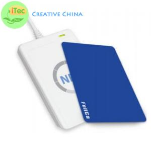 PC and Mobile NFC Card Reader Hi-Speed USB interface