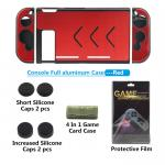 China N- Switch Console Nintendo Switch Games Accessories 5 Kits Protective Sets wholesale