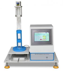 China LCD Touch Screen Furniture Testing Machines , Automatic Foams Ball Rebound Tester on sale