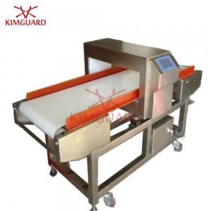 China Machine Lock Conveyor Type Needle Detector For Intelligent Package  Bulk Food on sale