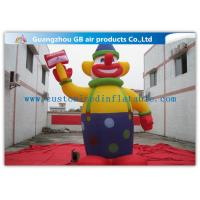 Big Outdoor Advertising Inflatable Cartoon Characters Inflatable Animals Party Decoration