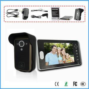 """China 2.4G 7"""" Wireless Video Door Phone Intercom Doorbell IR Camera Home Security on sale"""