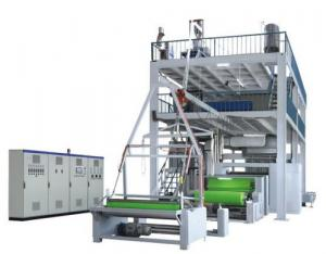 China WQ-1600 Non woven fabric machine on sale