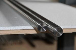 China Highly Durable GR12 Titanium Alloy Bar 3000-6000mm Length Acid Resistance on sale