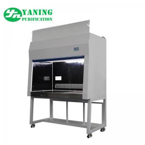 China Vertical Laminar Air Flow Cabinet H14 Mini - Pleat Hepa Filter Humanized Design on sale